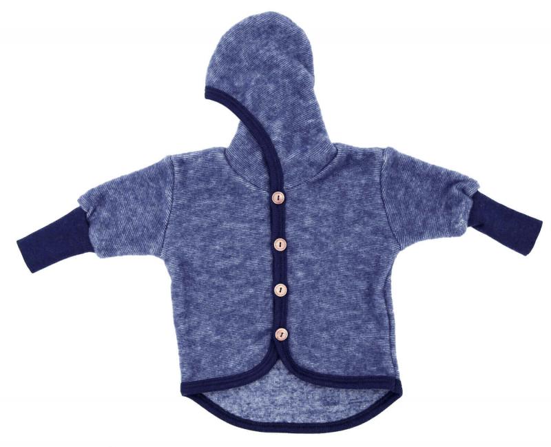 Cosilana Baby Jäckchen mit Kapuze
