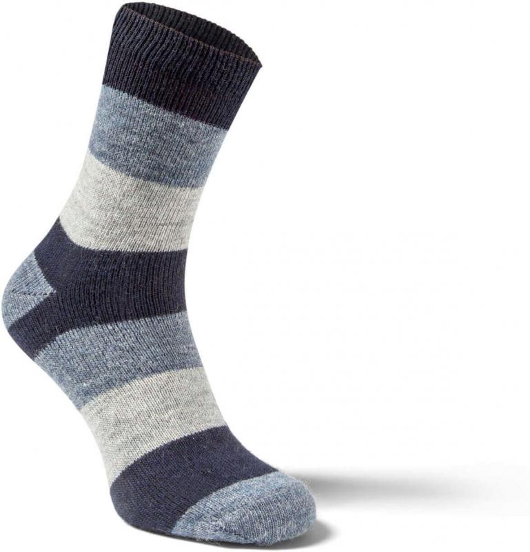 fellhof Alpaka Socken Strado, 2er Pack
