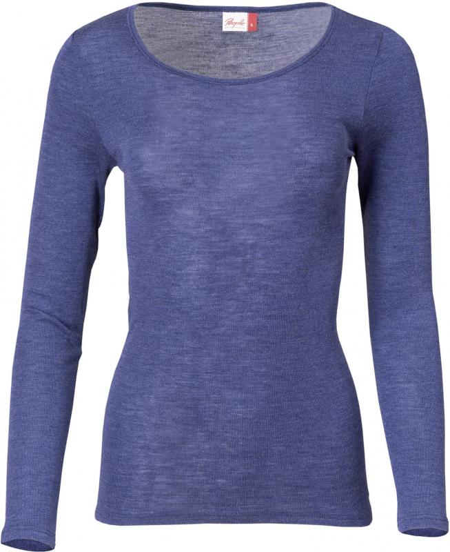PeopleWearOrganic Damen Langarmshirt