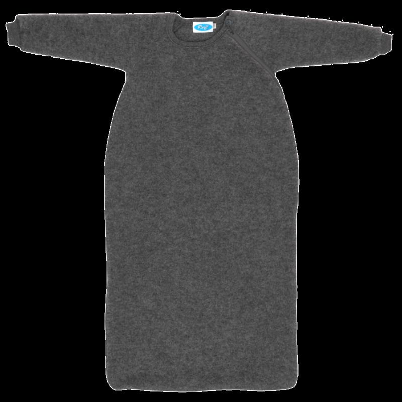 Reiff Fleece-Schlafsack mit und ohne Arm