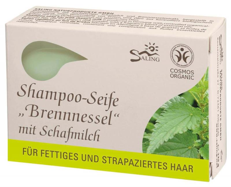 Saling Shampoo-Seife (125 g)
